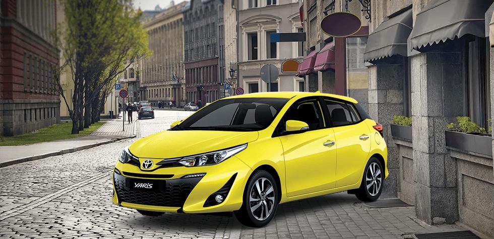 Đánh giá xe Toyota Yaris 2019...