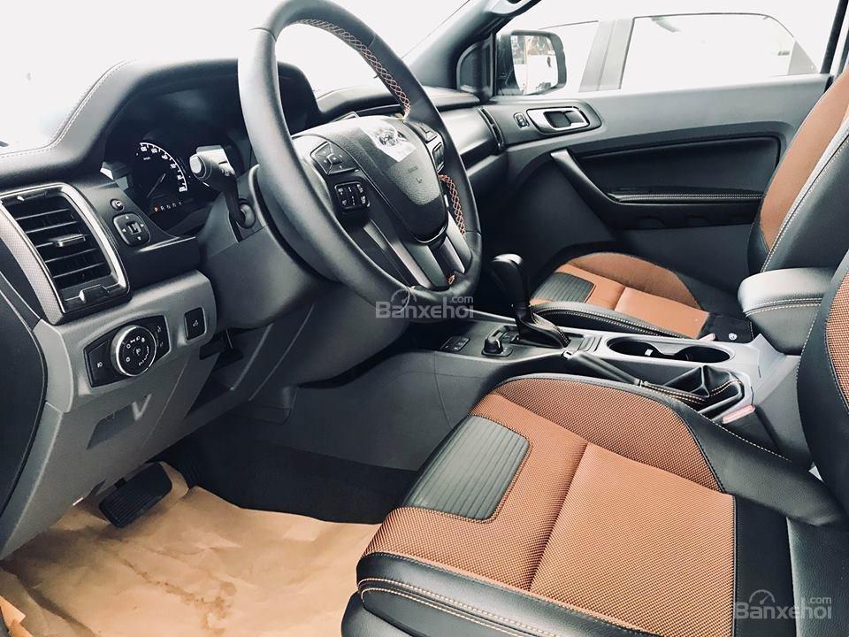 Bán xe Ford Ranger 2018, xe hoàn toàn mới về động cơ và hộp số, thêm nhiều phiên bản, LH: 091.888.9278 để được tư vấn-7