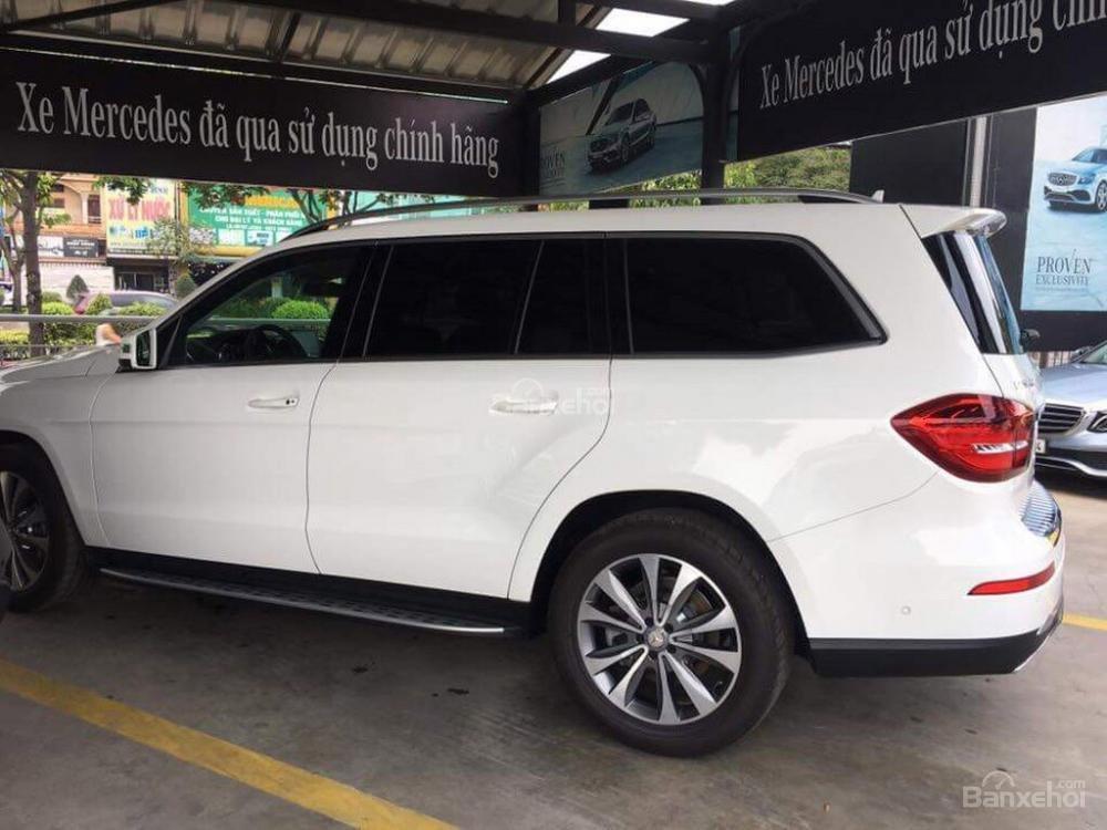 Bán ô tô Mercedes GLS 400 đời 2019, màu trắng, nhập khẩu nguyên chiếc-4