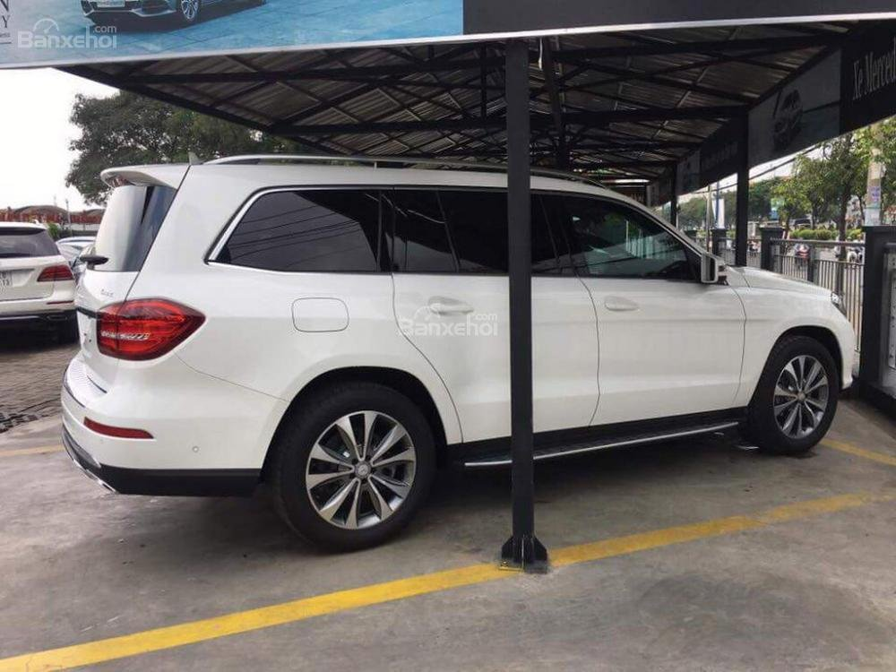 Bán ô tô Mercedes GLS 400 đời 2019, màu trắng, nhập khẩu nguyên chiếc-5