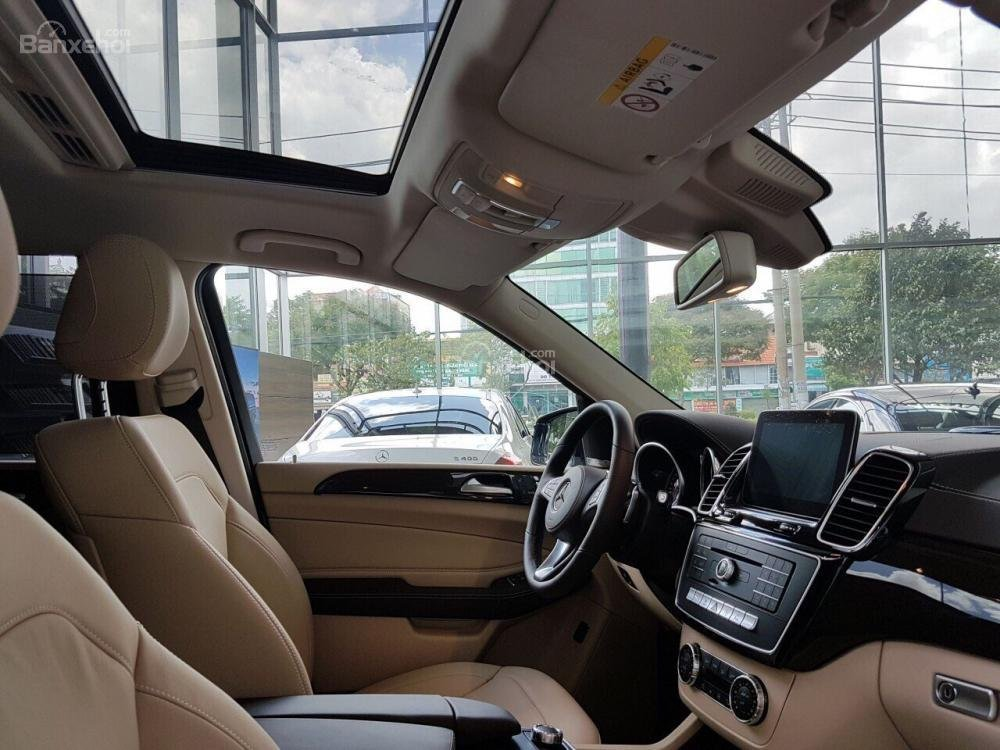 Bán ô tô Mercedes GLS 400 đời 2019, màu trắng, nhập khẩu nguyên chiếc-6