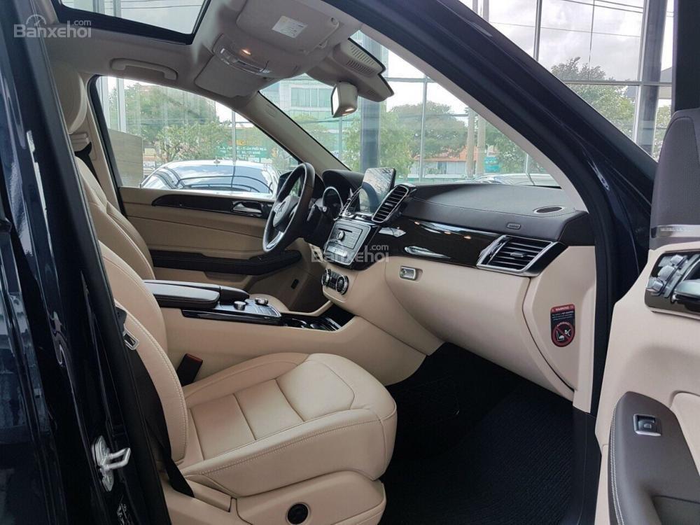 Bán ô tô Mercedes GLS 400 đời 2019, màu trắng, nhập khẩu nguyên chiếc-7