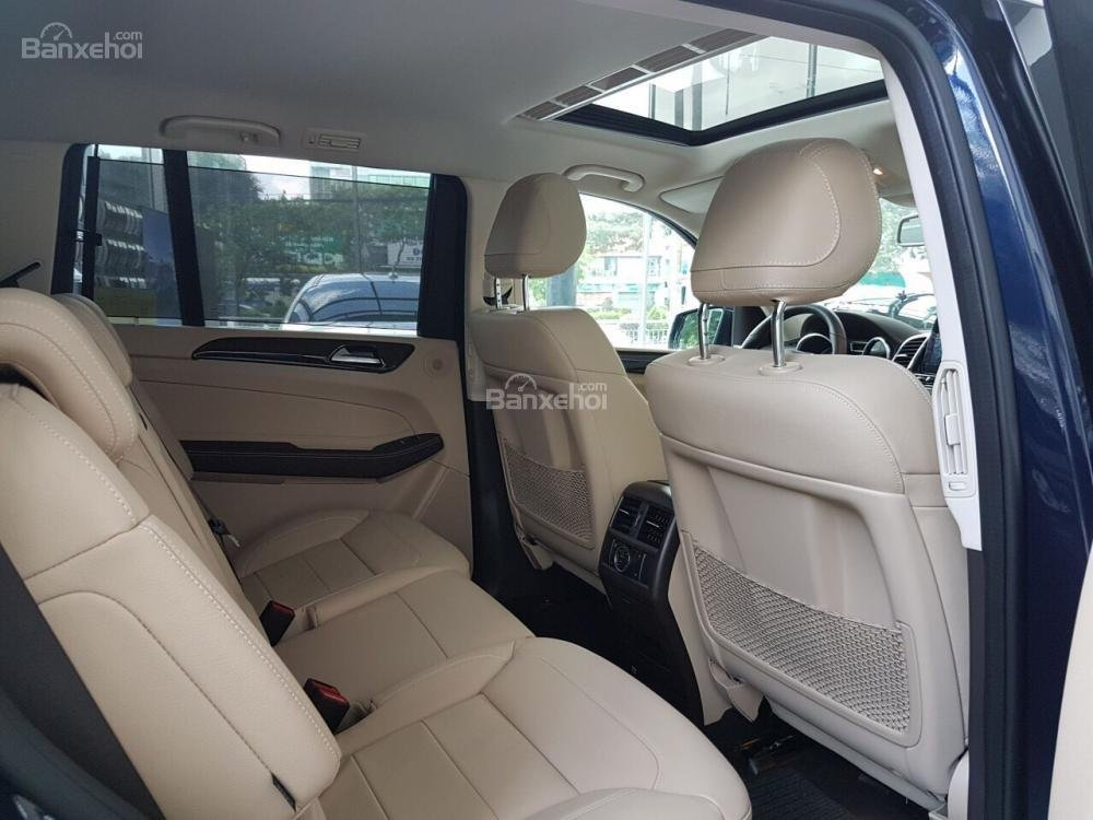 Bán ô tô Mercedes GLS 400 đời 2019, màu trắng, nhập khẩu nguyên chiếc-8