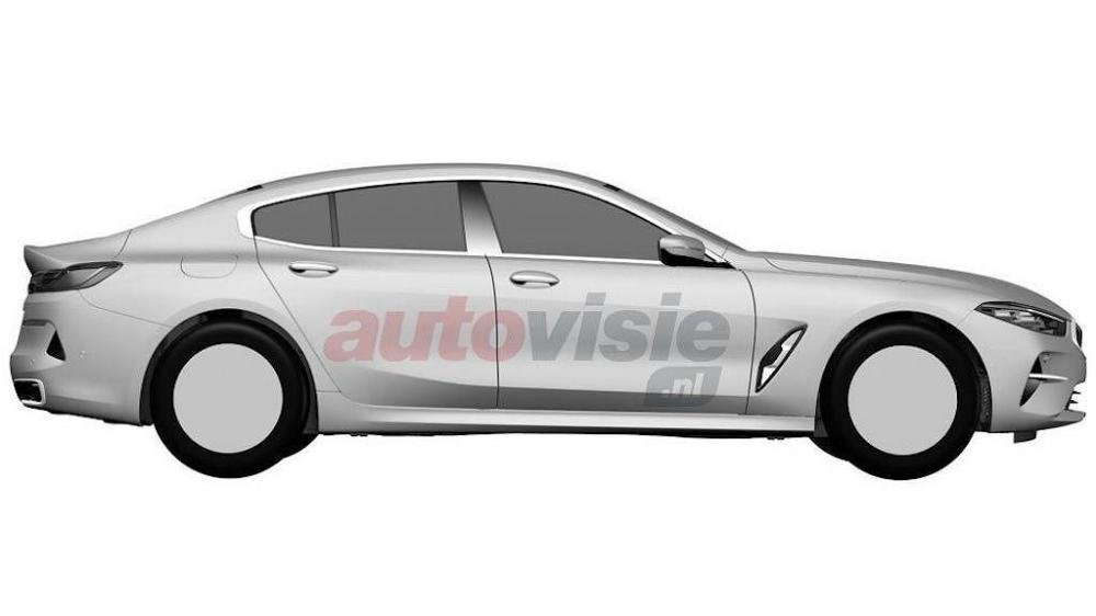BMW 8-Series Convertible và Gran Coupe lộ diện thiết kế ngoại thất - Ảnh 2.