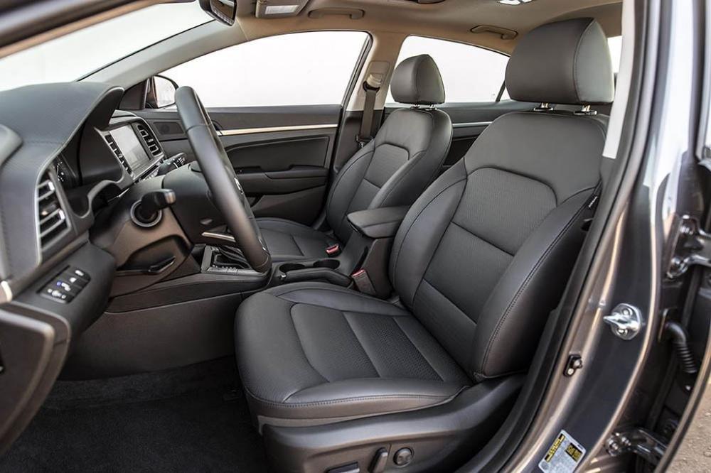 Hyundai Elantra 2019 chính thức ra mắt với thiết kế mới - Ảnh 13.