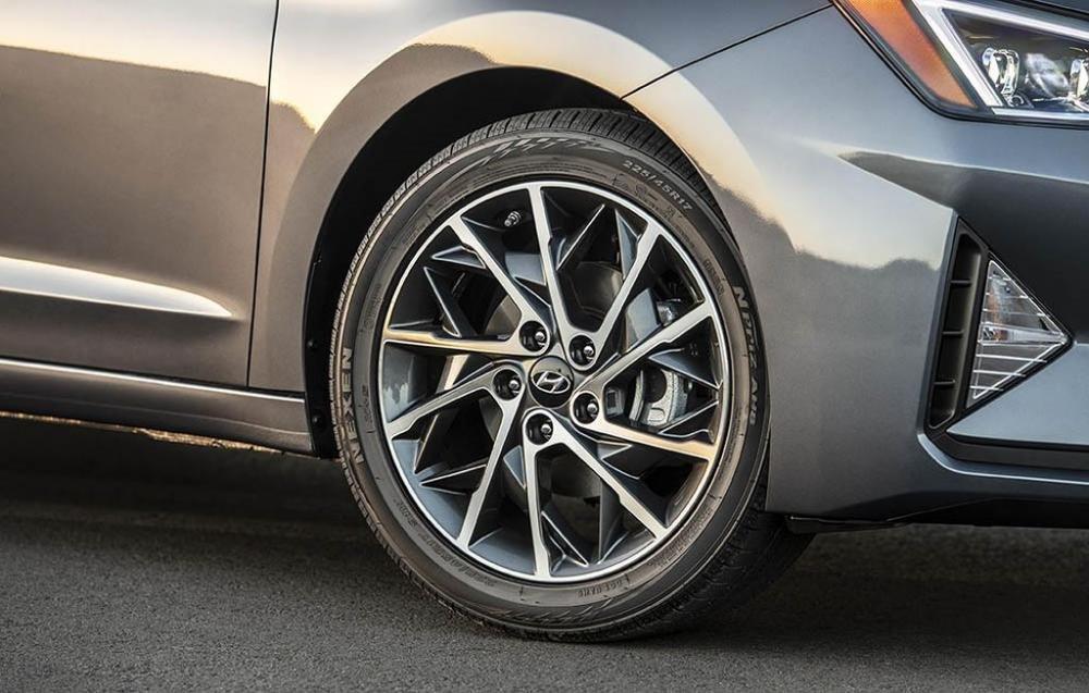 Hyundai Elantra 2019 chính thức ra mắt với thiết kế mới - Ảnh 7.