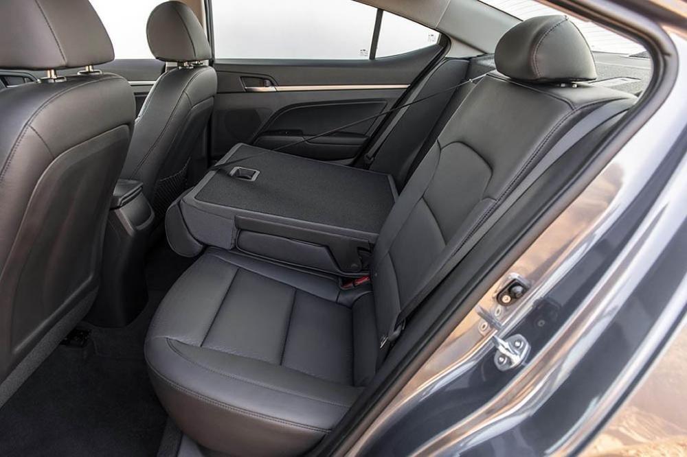 Hyundai Elantra 2019 chính thức ra mắt với thiết kế mới - Ảnh 14.