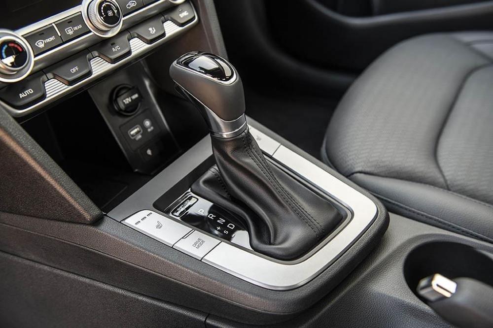 Hyundai Elantra 2019 chính thức ra mắt với thiết kế mới - Ảnh 11.