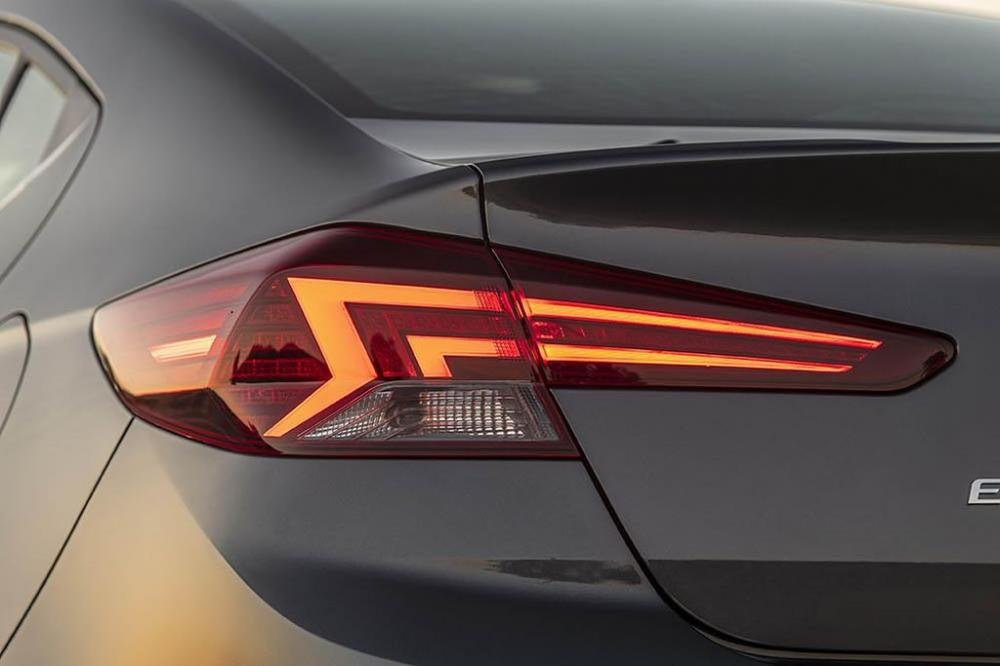 Hyundai Elantra 2019 chính thức ra mắt với thiết kế mới - Ảnh 9.