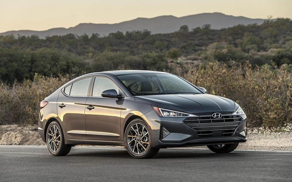 Hyundai Elantra 2019 chính thức ra mắt với thiết kế mới - Ảnh 4.