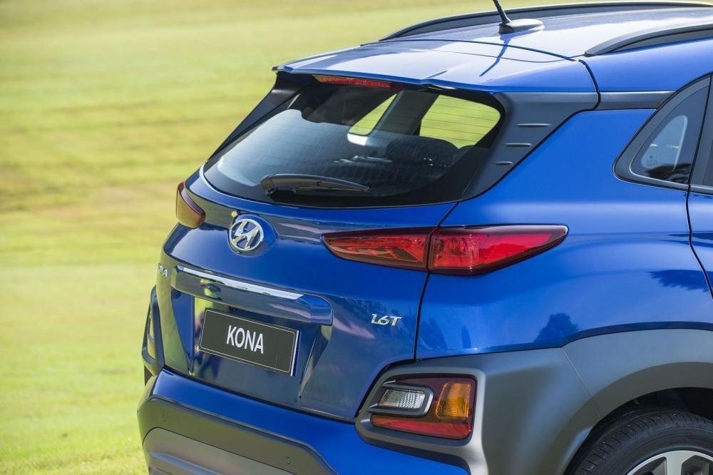 Ảnh chi tiết Hyundai Kona 2018 vừa ra mắt thị trường Việt Nam a20