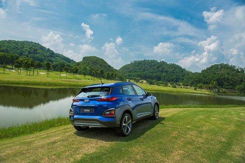 Ảnh chi tiết Hyundai Kona 2018 vừa ra mắt thị trường Việt Nam a12