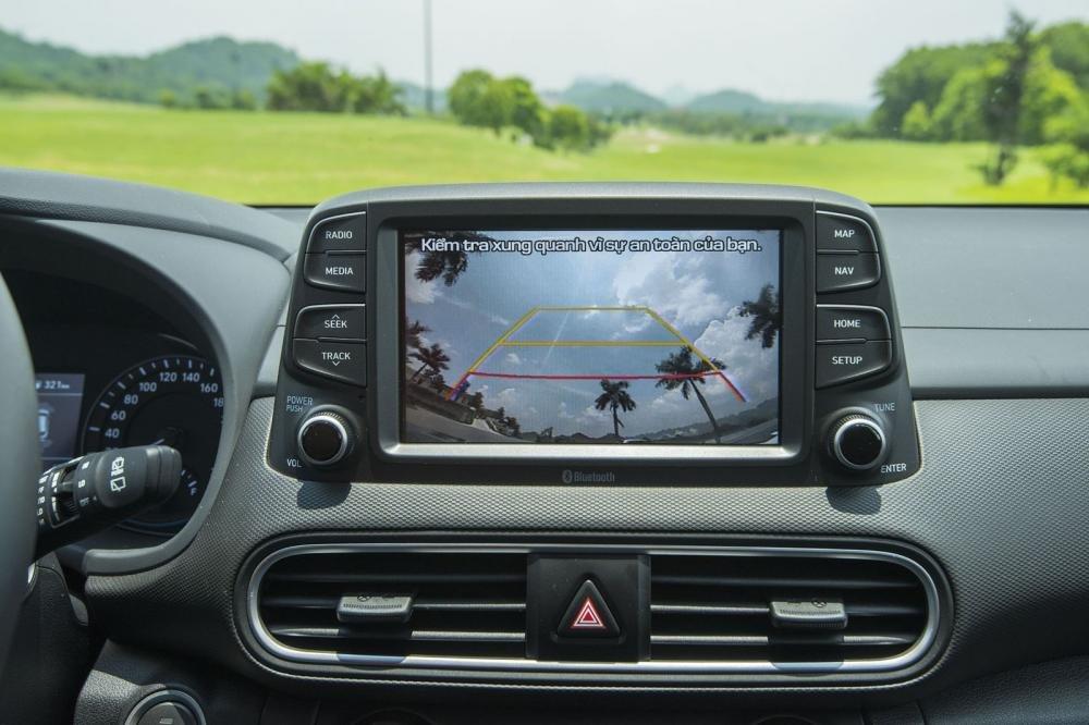 Ảnh chi tiết Hyundai Kona 2018 vừa ra mắt thị trường Việt Nam a25