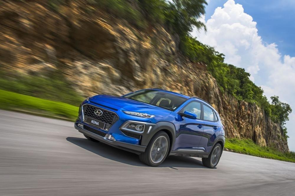 Giá xe Hyundai Kona 2018 mới nhất.