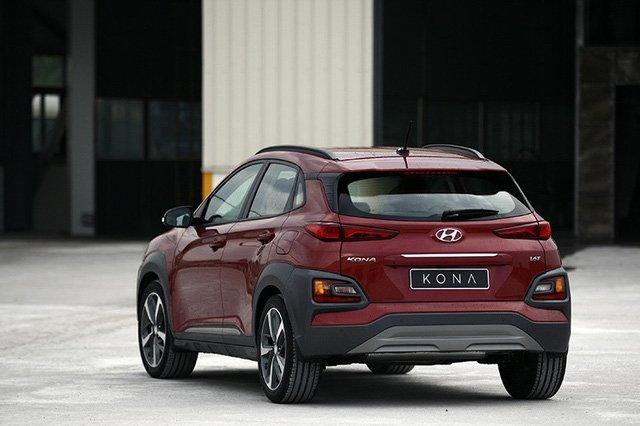 Hyundai Kona ra mắt, giá từ 615 triệu với nhiều cải tiến a3
