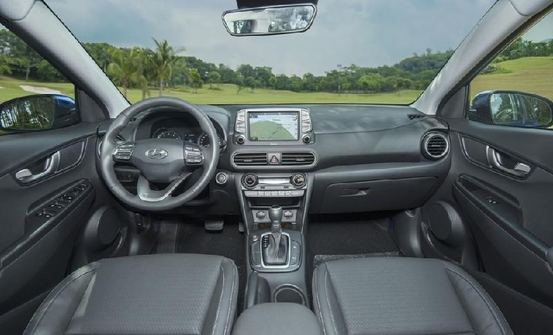 Hyundai Kona ra mắt, giá từ 615 triệu với nhiều cải tiến  a5