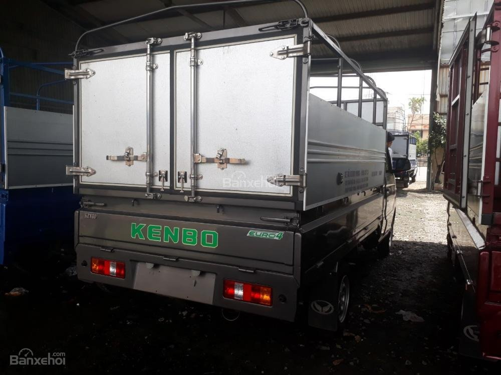 Bán xe tải nhẹ 990kg, thùng dài 2m7 Kenbo-3