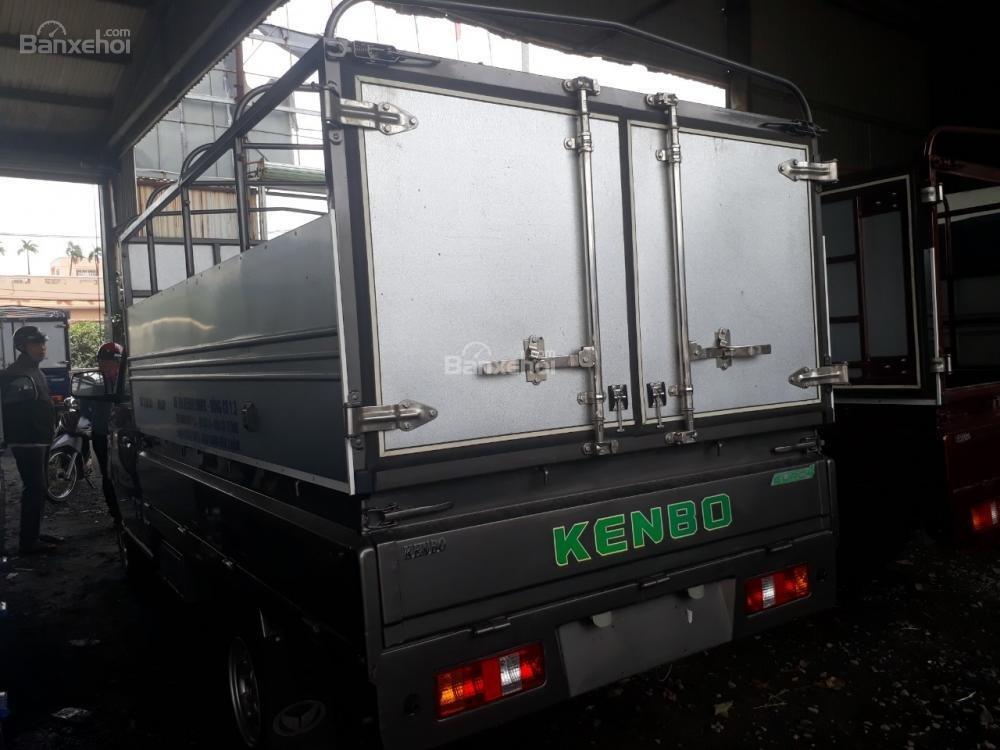 Bán xe tải nhẹ 990kg, thùng dài 2m7 Kenbo-4