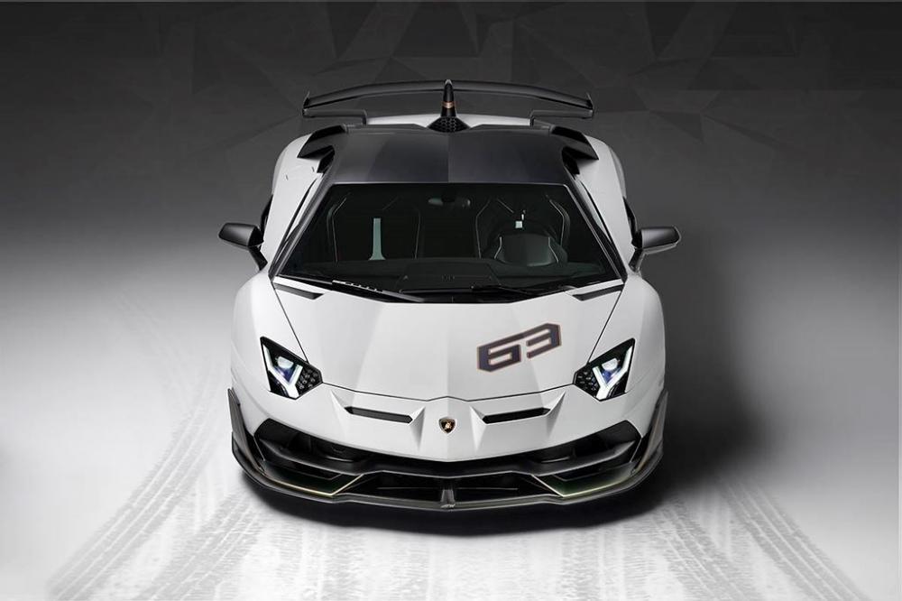Lamborghini Aventador SVJ chốt giá bán hơn 12 tỷ đồng 3.