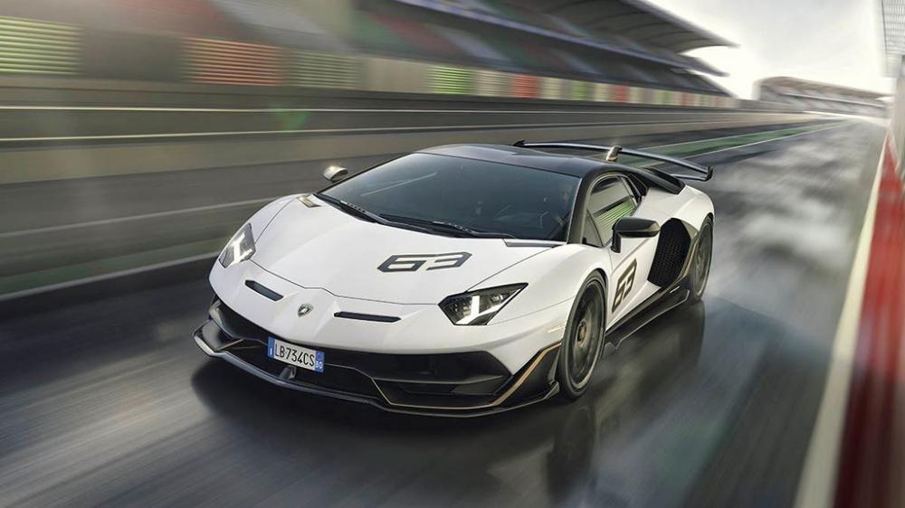 Lamborghini Aventador SVJ chốt giá bán hơn 12 tỷ đồng 8.