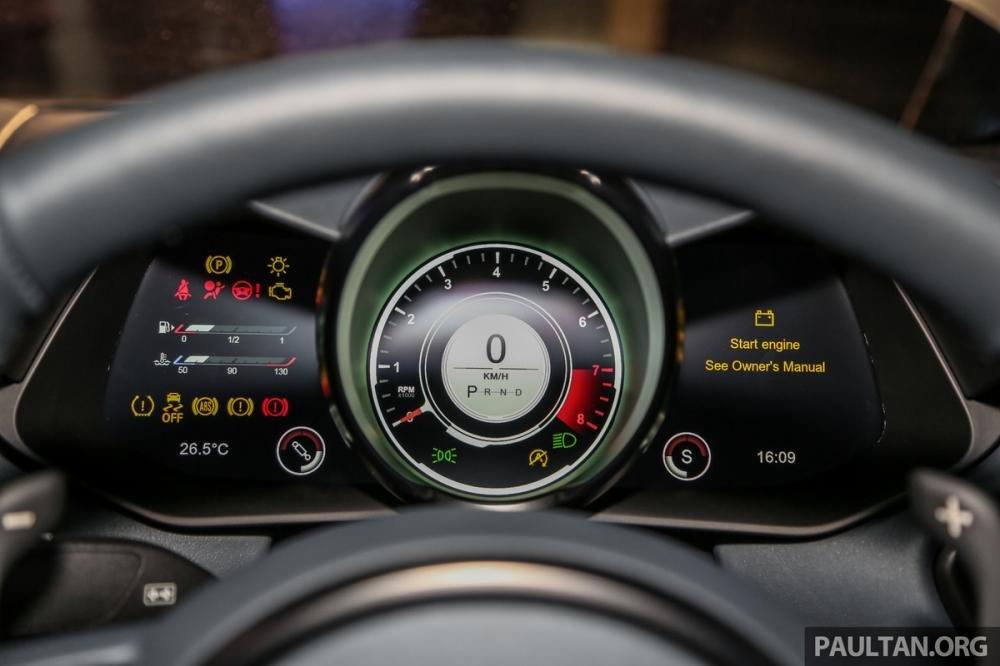 Aston Martin V8 Vantage 2018 trình làng tại Malaysia, giá hơn 8 tỷ 13