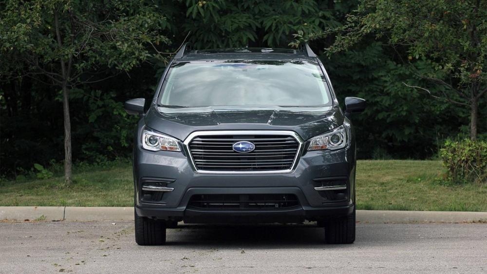 SUV 3 hàng ghế, chọn Subaru Ascent 2019 hay Mazda CX-9 2018? - Ảnh 3.