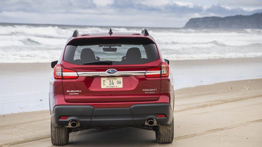 SUV 3 hàng ghế, chọn Subaru Ascent 2019 hay Mazda CX-9 2018? - Ảnh 5.
