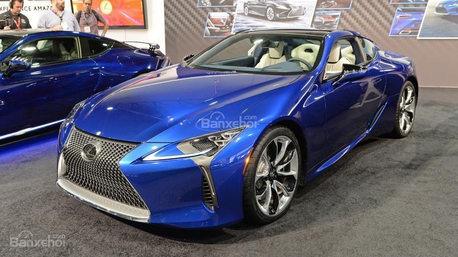 Lexus sắp trưng bày 2 mẫu xe concept cùng bản độ Lexus UX độc đáo - 5