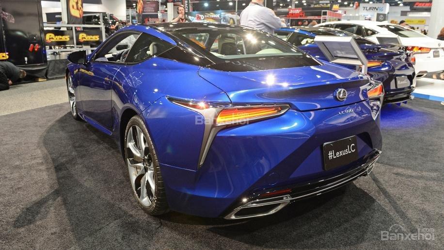 Lexus sắp trưng bày 2 mẫu xe concept cùng bản độ Lexus UX độc đáo - 6