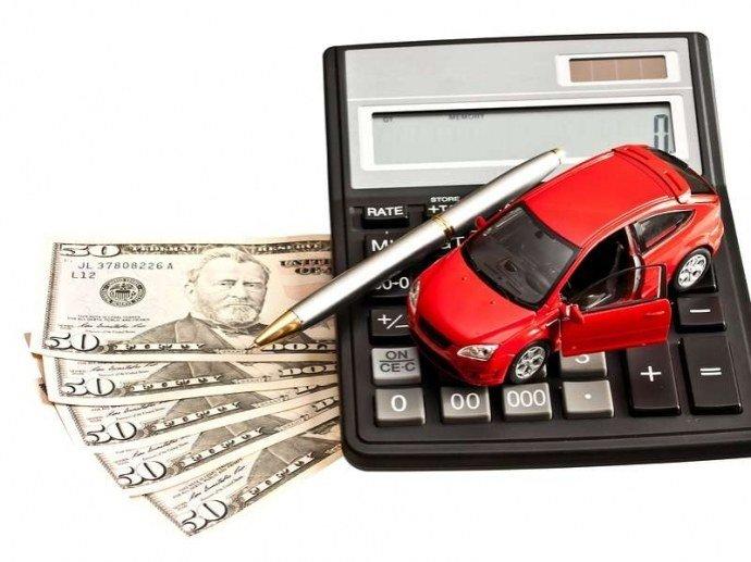 Cách tính lãi hàng tháng vay mua xe Toyota Hilux trả góp//