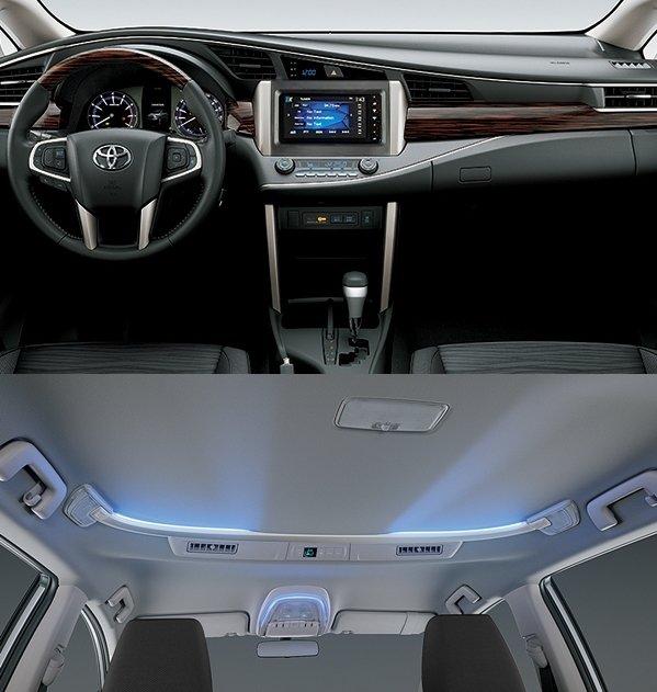 Mua xe gia đình, nên chọn Toyota Innova 2018 hay Mitsubishi Xpander 2018? 12.