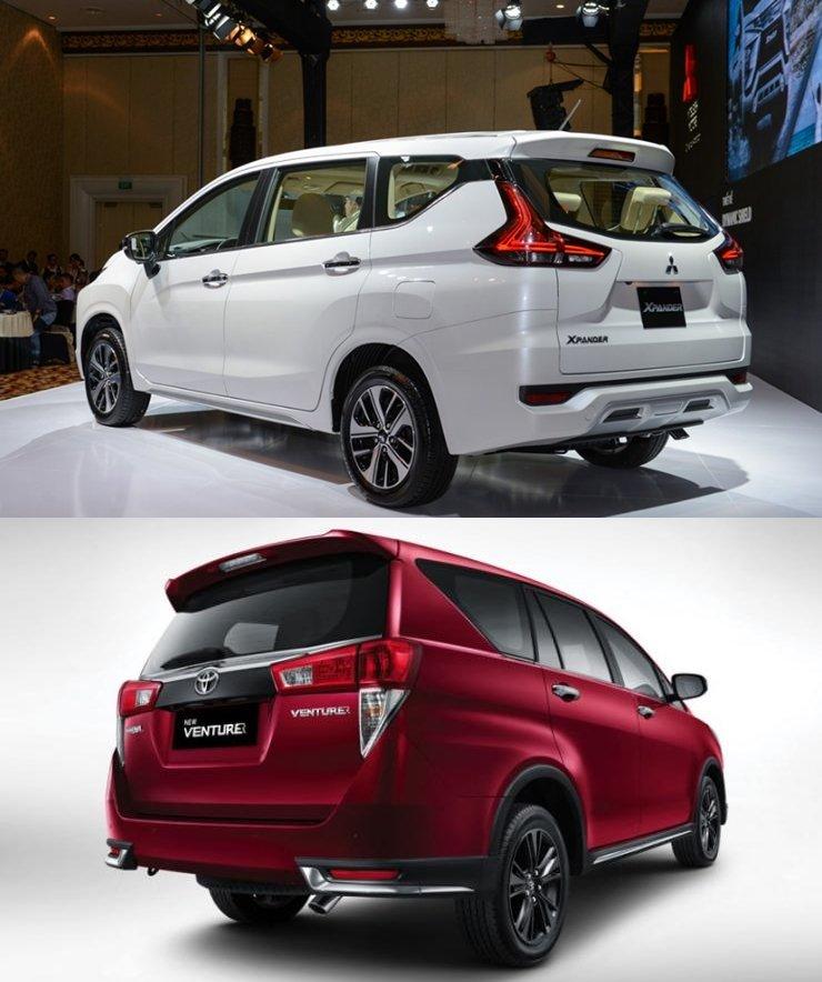 Mua xe gia đình, nên chọn Toyota Innova 2018 hay Mitsubishi Xpander 2018? 7.