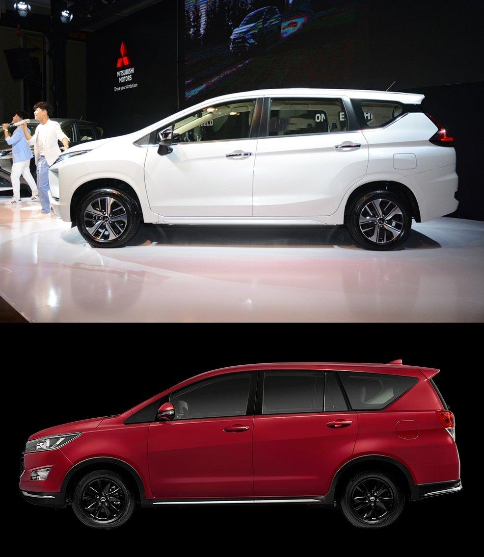 Mua xe gia đình, nên chọn Toyota Innova 2018 hay Mitsubishi Xpander 2018? 6.