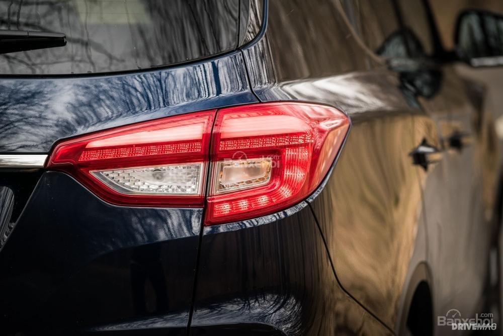 Đánh giá xe SsangYong Rexton 2018 - đuôi - 2