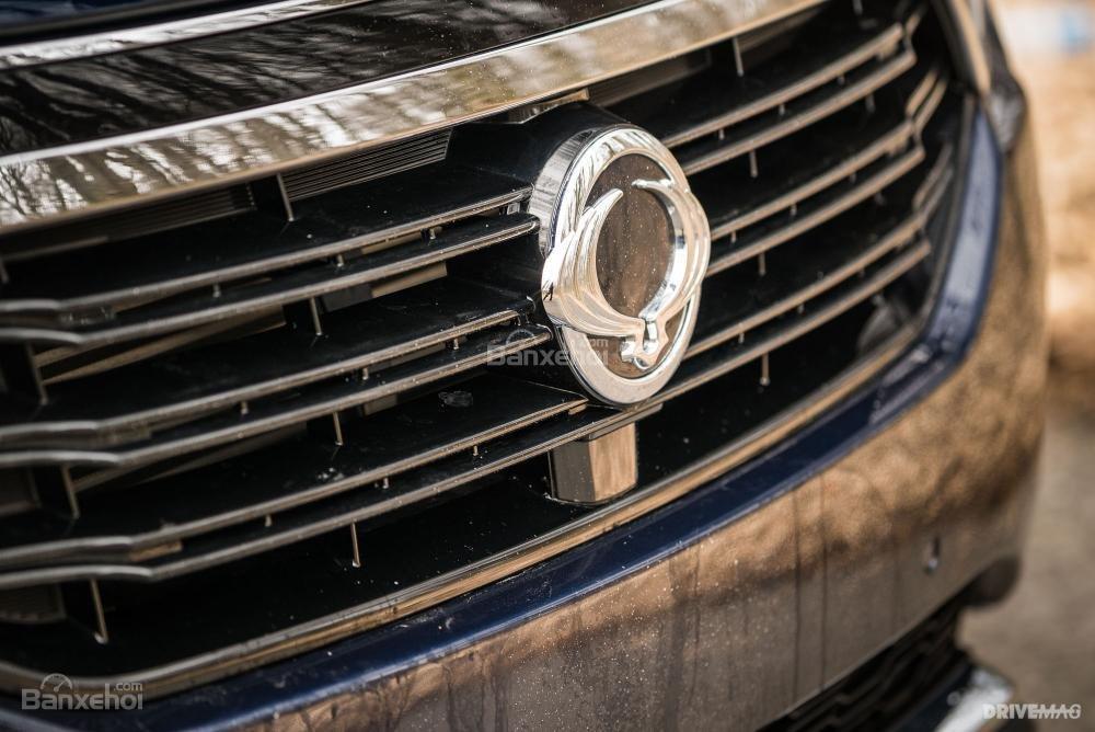 Đánh giá xe SsangYong Rexton 2018 - đầu - 2