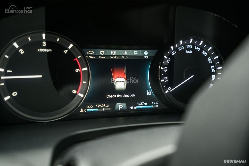 Đánh giá xe SsangYong Rexton 2018 - an toàn - 1