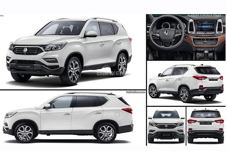Đánh giá xe SsangYong Rexton 2018 - Tổng kết