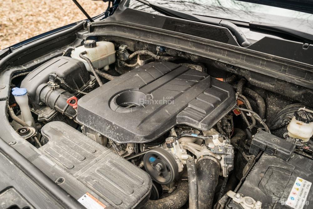 Đánh giá xe SsangYong Rexton 2018 - động cơ - 1