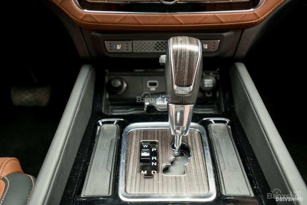 Đánh giá xe SsangYong Rexton 2018 - táp lô - 3