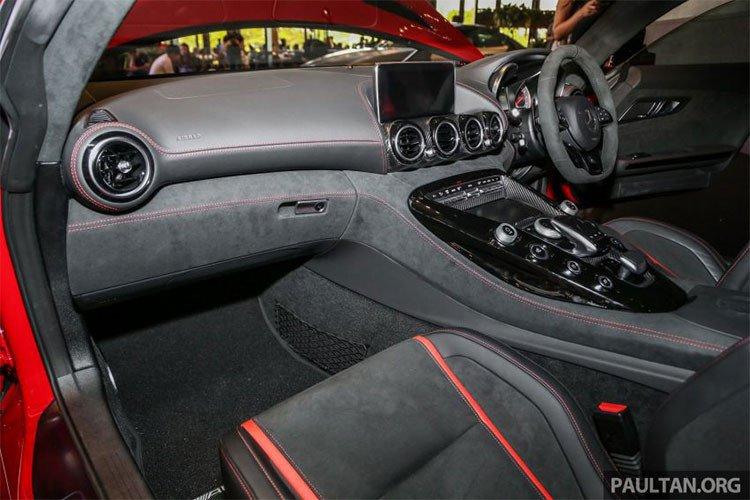 Mercedes-AMG GT C 2018 ra mắt Malaysia, chốt giá 8,277 tỷ đồng a6