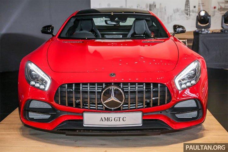 Mercedes-AMG GT C 2018 ra mắt Malaysia, chốt giá 8,277 tỷ đồng a3