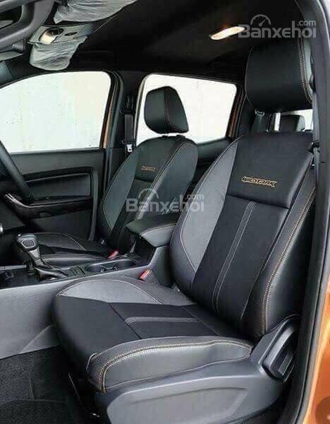Cần bán Ford Ranger Wildtrak 2.0 Biturbo sản xuất năm 2018, màu đen, xe nhập, giá 918 triệu-4