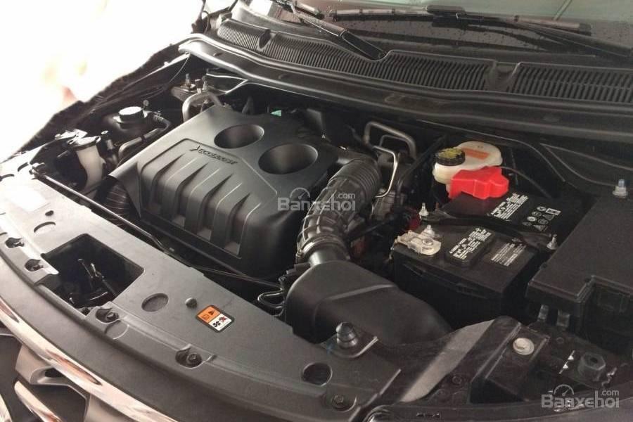 Cần bán xe Ford Explorer 2.3L Limited đời 2019, màu đỏ, nhập khẩu nguyên chiếc-2