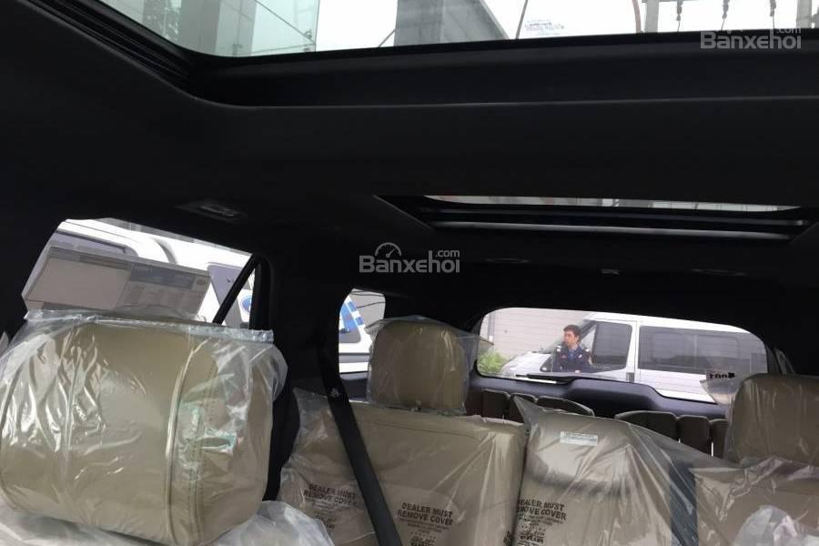 Cần bán xe Ford Explorer 2.3L Limited đời 2019, màu đỏ, nhập khẩu nguyên chiếc-3