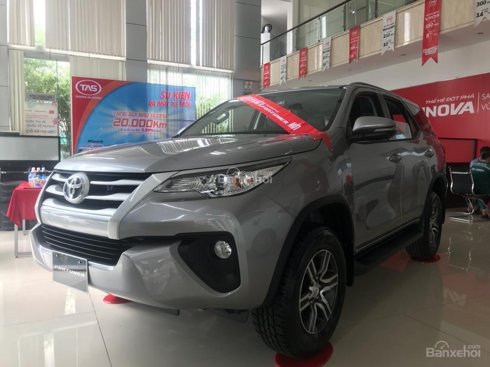 Toyota Fortuner 2.4G AT sản xuất năm 2019, lắp ráp tặng 35 triệu (6)