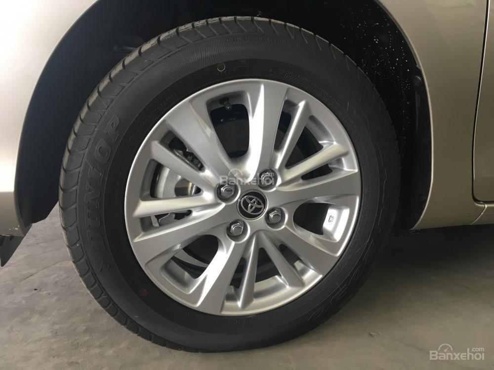 Toyota Bình Tân - Vios E số tựđộng - tặng 1 năm bảo hiểm thân vỏ -Trả trước từ 150tr-6
