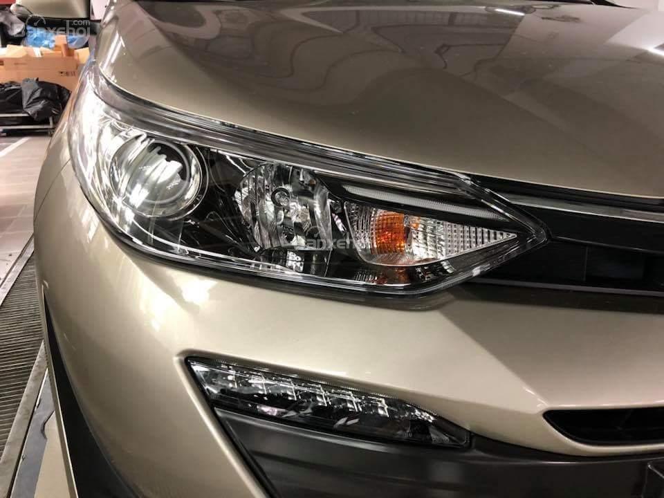 Bán Toyota Vios 2018, giảm giá 15tr hoặc tăng  BHVC, đưa trước 140 triệu nhận xe - Lh 0916.709.900 gặp Kiệt-3