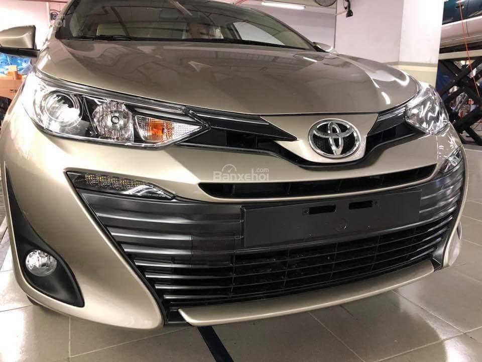 Bán Toyota Vios 2018, giảm giá 15tr hoặc tăng  BHVC, đưa trước 140 triệu nhận xe - Lh 0916.709.900 gặp Kiệt-2