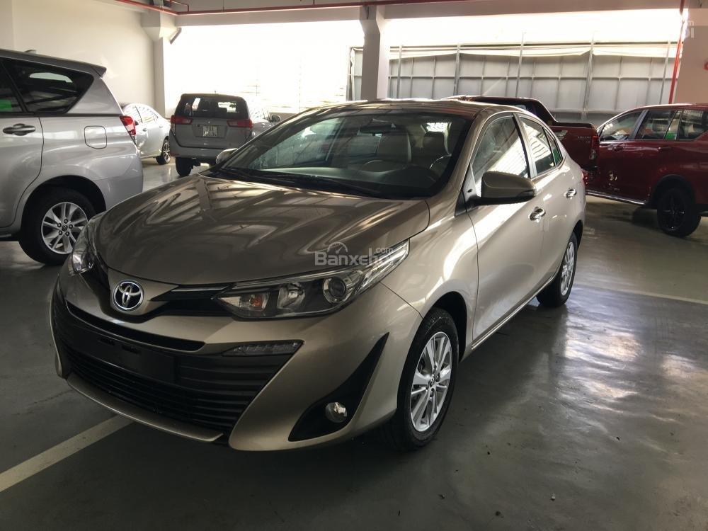 Bán Toyota Vios 2018, giảm giá 15tr hoặc tăng  BHVC, đưa trước 140 triệu nhận xe - Lh 0916.709.900 gặp Kiệt-4