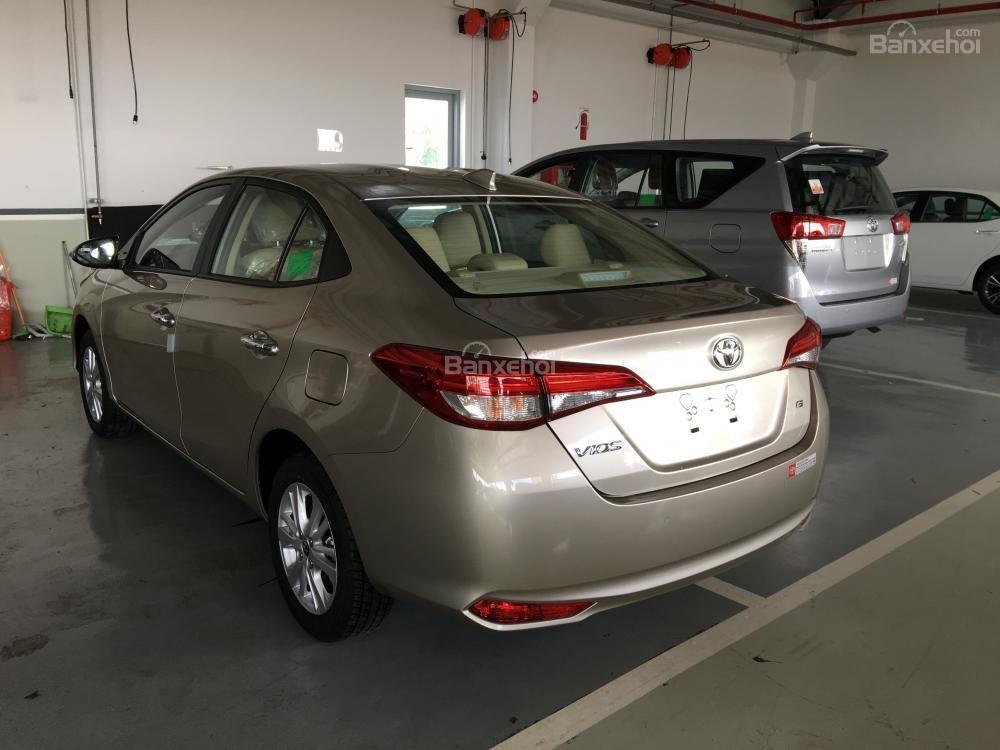 Bán Toyota Vios 2018, giảm giá 15tr hoặc tăng  BHVC, đưa trước 140 triệu nhận xe - Lh 0916.709.900 gặp Kiệt-6